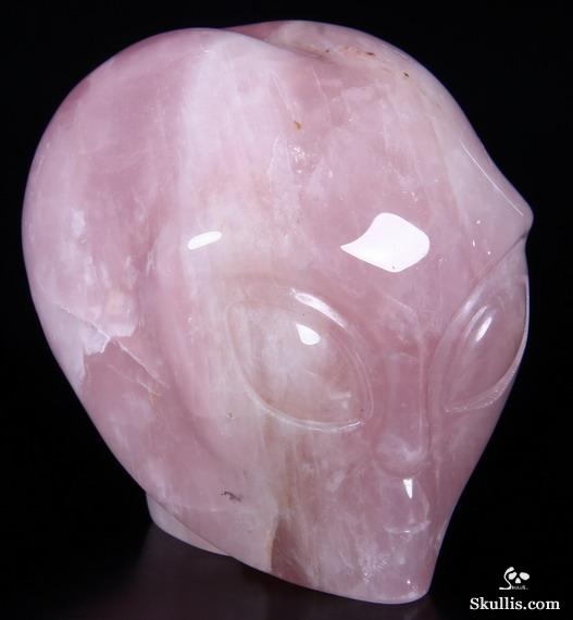 Rose Quartz Crystal Star Being