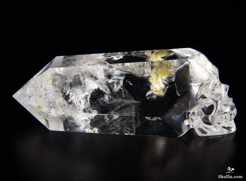 Quartz Rock Crystal Crystal Skull