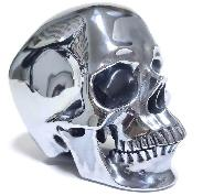 "Flash 5.0"" Tera-hertz Carved Crystal Skull,Super Realistic, Crystal Healing"