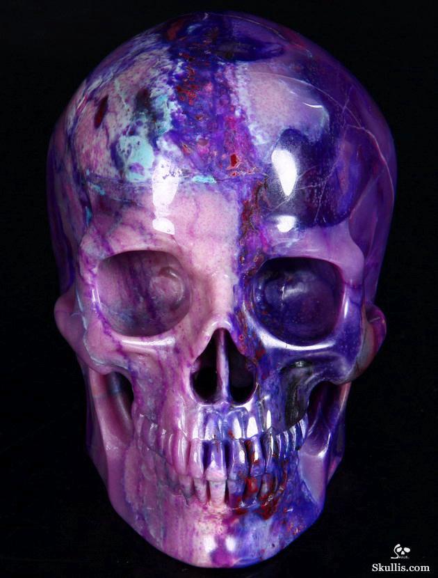 July acsad a crystal skull day master