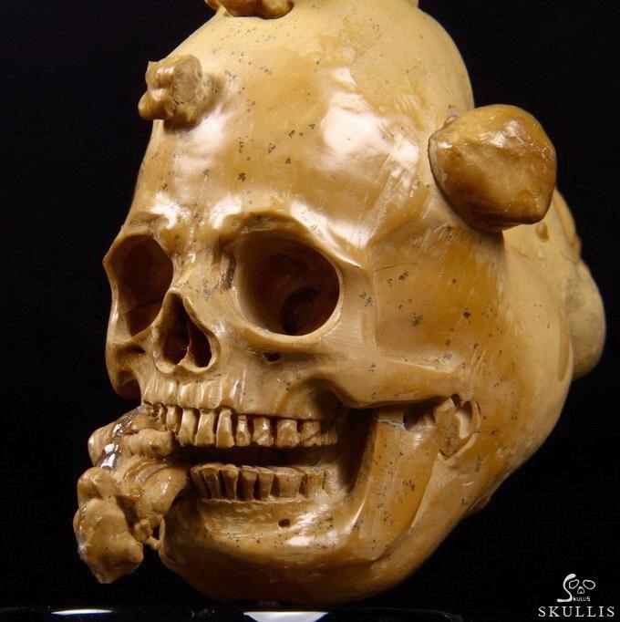 July acsad a crystal skull day punk
