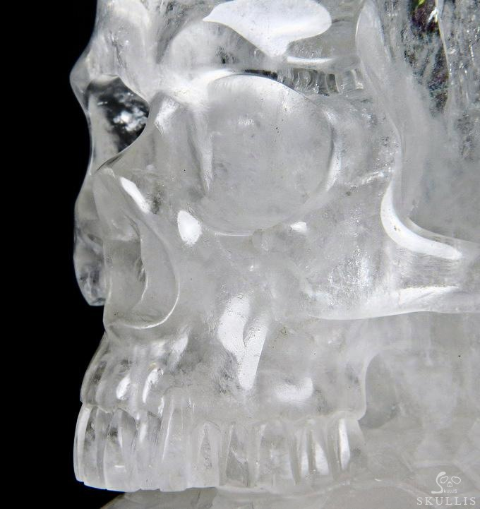 Quartz Rock Crystal Crystal Skulls Sculpture