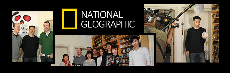 National Geographic Channel Visited Skullis
