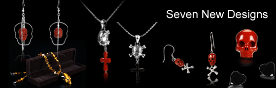 New Designs Skull Jewellry