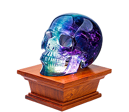 Crystal Skull Accessories