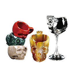 Functional Crystal Skulls